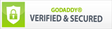 COMPackage is secured & verified with GoDaddy SSL.